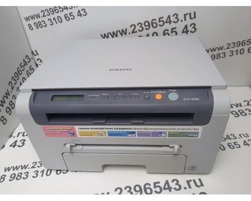 Лазерное МФУ Samsung SCX-4200